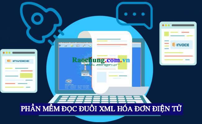 Phần mềm đọc hóa đơn điện tử