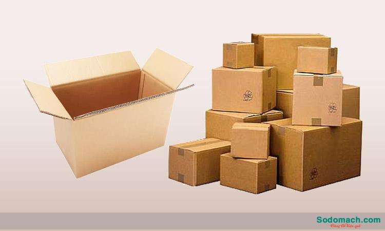 Mua bán thùng carton tại TPHCM