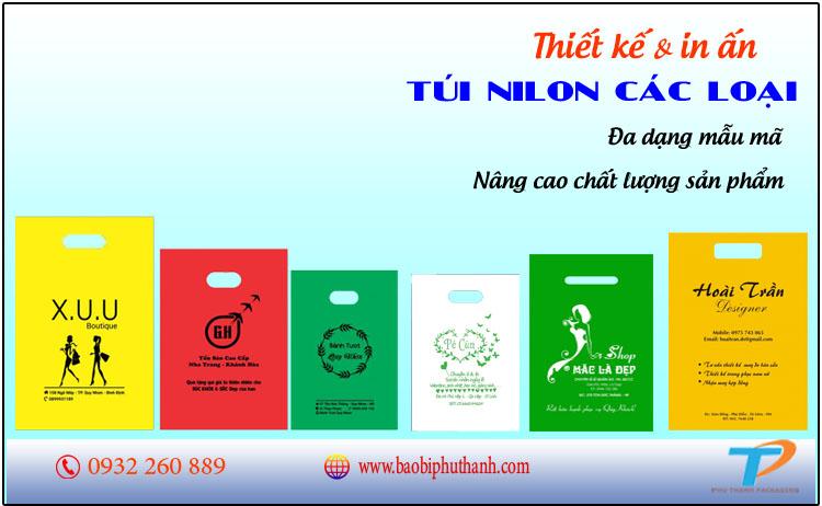 In túi ni lông ở Hà Nội