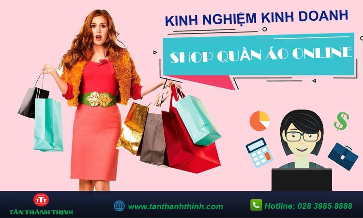 Kinh doanh shop quần áo thời trang